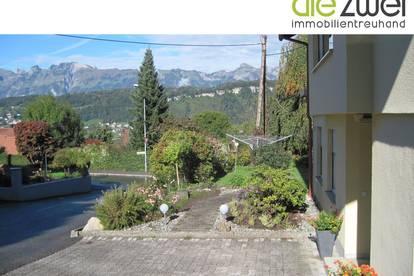 2-Zimmer-Gartenwohnung in Feldkirch