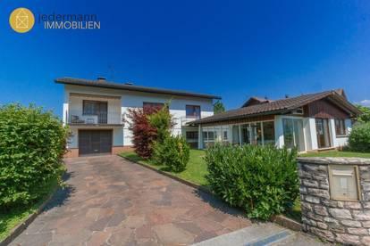 GAISSAU: Eindrucksvolles Wohnhaus mit vielen Möglichkeiten!