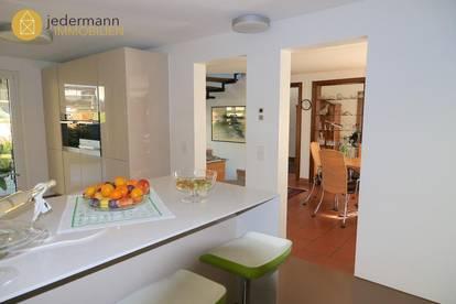 GÖTZIS: Wohnhaus in Hanglage mit Atelierflächen, traumhaftem Garten, ruhig gelegen!