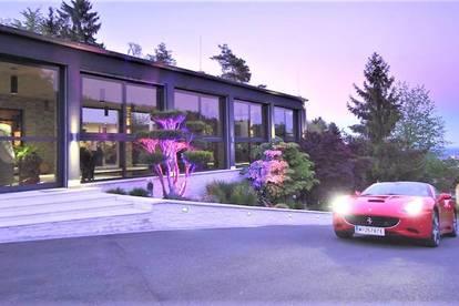 High End Exklusivität und extravagante Moderne treffen auf ländliche Traum-Idylle!