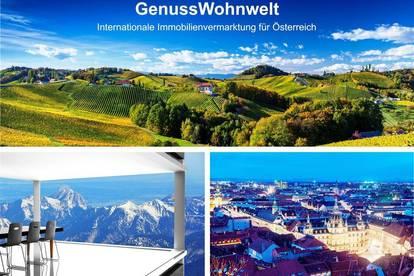 Besichtigen Sie noch heute Ihre wunderschöne Wohnung mitten im Zentrum von Deutschlandsberg!