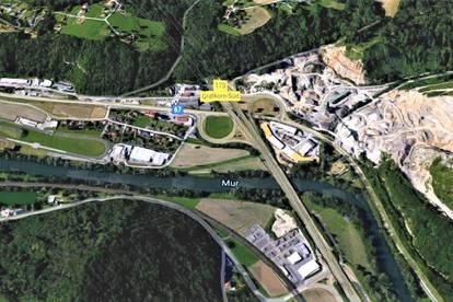 Fertigungshallen / Lager / Büros usw. in bester Frequenzlage an der Autobahn - Gratkorn