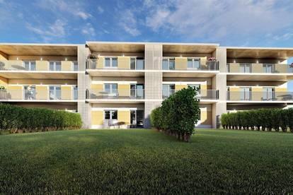 Provisionsfreie Anlegerwohnungen mit Garten, Erstbezug