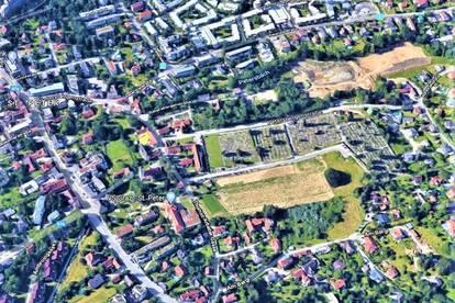 Bauträgergrundstück in zweiter Reihe hinter der St.Peter Hauptstraße