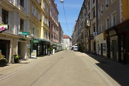 Geschäftsfläche mit Auslage in der City!