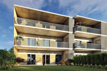 Provisionsfreie Single-, Pärchenwohnung mit Balkon - Erstbezug