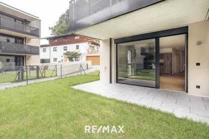Moderne Gartenwohnung - Erstbezug