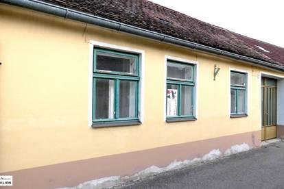 RUHELAGE - kleines bäuerliches Haus, Stadel