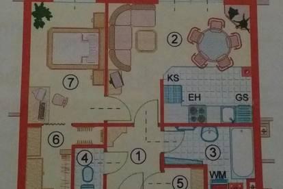 Hübsche 2 Zimmerwohnung in Strasshof an der Nordbahn zu vermieten