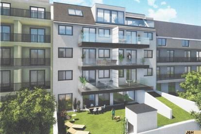 WOHNTRAUM: Neubauprojekt St. Veitgasse; mit großzügigen Balkon/Garten & PREMIUM-Ausstattung!!