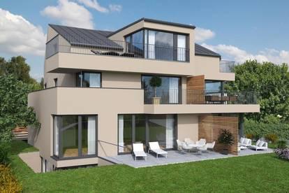 Luxuriöse, bezugsbereite Neubau-Penthousewohnung in Alt-Liefering PROVISONFREI