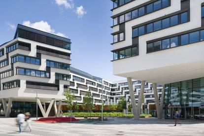 Nahe Stadtzentrum: Neue, wirtschaftlich effiziente Büroflächen