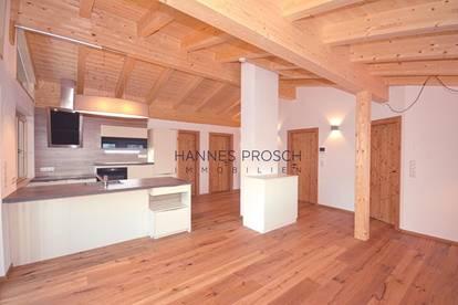 Miete: Zentrale Dachgeschoßwohnung in Ellmau
