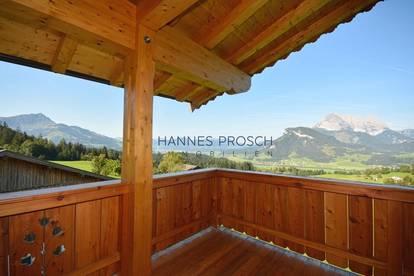 Miete: 3 Zimmer Wohnung in absoluter Ruhelage in Kirchdorf in Tirol