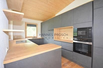Dachgeschosswohnung mit herrlichem Bergblick in Fieberbrunn