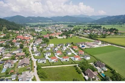 Schöne Baugründe ab 672 m² in Launsdorf zu verkaufen!