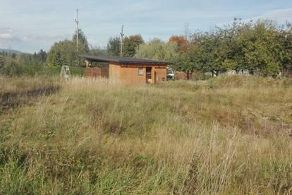 Aufgeschlossener Baugrund ca. 1.500 m² - Gurtschitschach / Nähe Völkermarkt