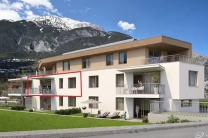 Schöne Neubau-Mietwohnung im Zentrum von Landeck