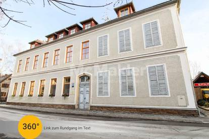 Dachgeschosswohnung mit 2 Zimmern in ruhiger Lage in St. Josef!