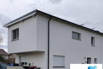 Bieterverfahren: Langenlebarn - schlüsselfertigte Doppelhaushälfte Baujahr 2018