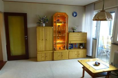 2,5-Zi.-Wohnung, 58 m² Schüttdorf Nähe See mit Kitzsteinhorn-Blick, möbliert