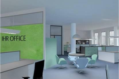 Modernes Bürohaus 1210 Wien - beste Sichtbarkeit, direkte Autobahnanbindung, teilbar