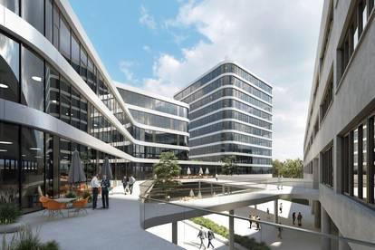 """DIREKT VOM EIGENTÜMER - Office Campus """"TECHBASE LINZ"""" - Bezug ab 2022"""