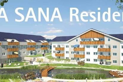 Betreues Wohnen in der Vita Sana Senioren Residenz