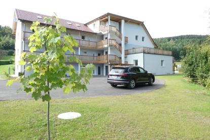Erstbezug! Kuschelige 2-Zimmer Dachgeschosswohnung Nähe Stainz! Wohnen am Fuße der steir. Weinberge