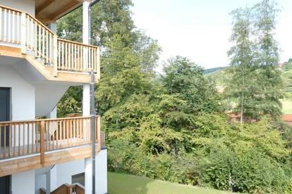 Erstbezug! Moderne 3-Zimmer Gartenwohnung Nähe Stainz! Wohnen am Fuße der steir. Weinberge!
