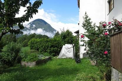 Eigentumswohnung mit Dolomitenblick, Garten und Garage