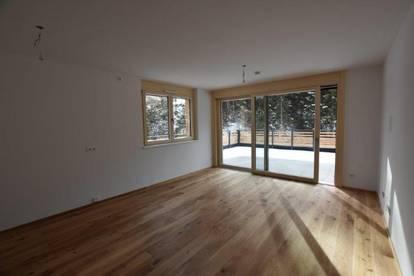 Eine 2 Zimmer-Dachgeschoss-Wohnung mit riesiger Terrasse!