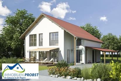 Neubau - Einfamilienhaus - Immobilien Probst - Plus Haus
