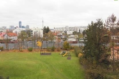 Sofort beziehbare 3 Zimmer Wohnung in Top-Lage mit unverbautem Blick ins Grüne!