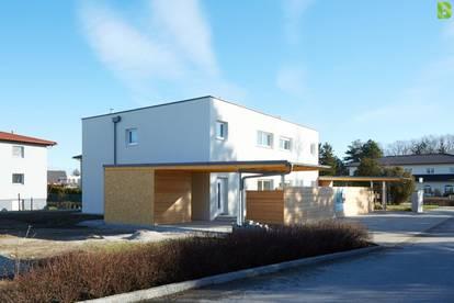 Moosbrunn: Für Anleger: 120 m² modernes Wohnen in Haus & Garten
