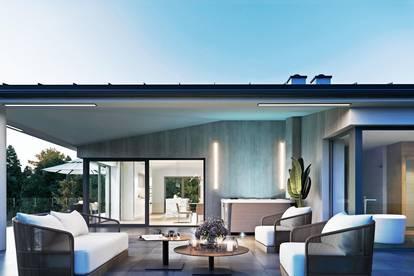 """Traumhaftes, luxuriöses 170 qm großes Penthouse auf der """"SEESEITN"""" in Mondsee!"""