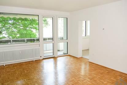 Traumhaft helle 4-Zimmer-Mietwohnung in ruhiger grüner Lage in Salzburg Gnigl!