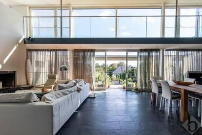 Außergewöhnlich: Wohntraum mit Galerie in exklusiver Lage Aigen