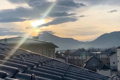 Großzügige Dachterrassenwohnung im Herzen von Mondsee!