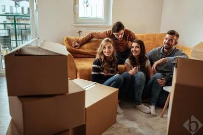 Endlich ein eigenes Zuhause! - 3 Zimmerwohnung zw.Kiesel und Mirabell- ideal für eine Studenten WG!