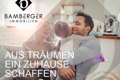 ITZLING: Großzügiges Wohnen auf sonnigen 130 qm bei VOLLER MÖBLIERUNG!