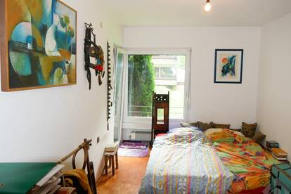 3-Zimmerwohnung mit Loggia in Salzburg Parsch!<br />Auch für Anleger geeignet!