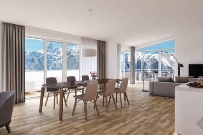 Wohnen am Sonnenhang in Abtenau - 3 Zimmerwohnung für die ganze Familie!