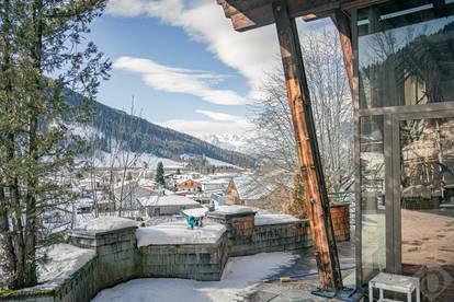 Villa in herrlicher Aussichtslage von Eben im Pongau