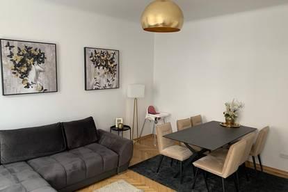 Traumhafte möblierte Wohnung nahe Andräviertel - heimkommen und loswohnen!
