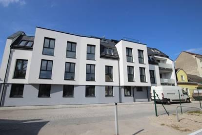 Neubauprojekt: Mietwohnungen in Bestlage im Zentrum Korneuburgs