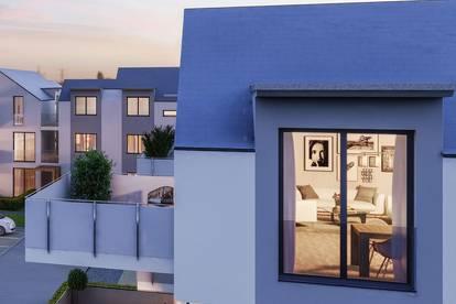 MIETKAUF 3 Zimmer Dachgeschosswohnung - top Lage