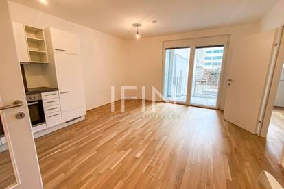 Schöne 2-Zimmer-Wohnung mit Loggia und toller Raumaufteilung