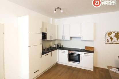 Gemütliche helle 54m² Wohnung mit Küche - in der Linzer Innenstadt