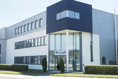 Top Büroflächen im Südpark Linz mit optionaler Lagerfläche!